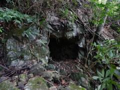 第四個洞位於第三洞附近,稍為離開行山徑。