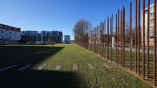 圍牆欄網遺址。