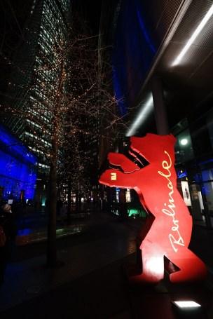柏林的市徽 -- 柏林熊。