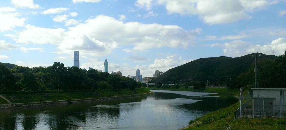 雙魚河望深圳市。
