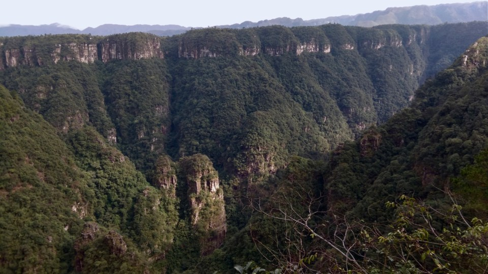 廣東大峽谷