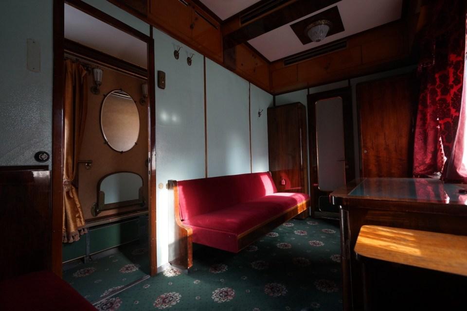 自由自在博物館(3)火車站裏的火車博物館 + HD video