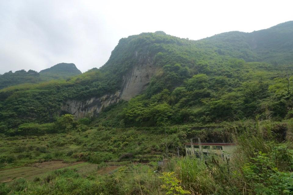 陽山溶洞探險記