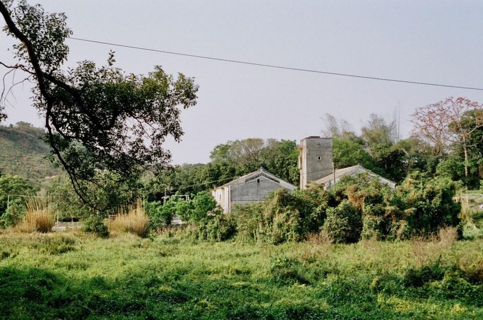 香園圍著名的碉樓大宅。