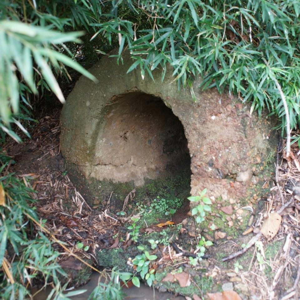 禾坑涵洞。