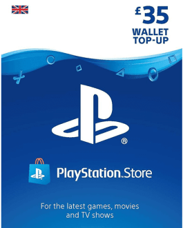 PlayStation Gift Card 35 GBP