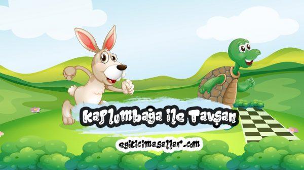 Kaplumbağa İle Tavşan Masalı