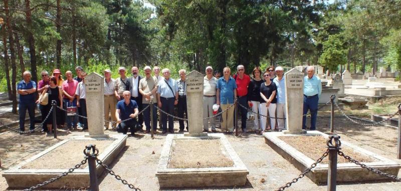 ismail hakkı tonguç mezarı ile ilgili görsel sonucu