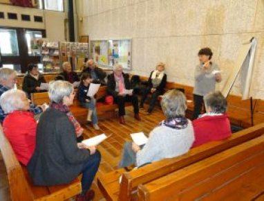 groupes de l'église