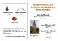 Dépliant programme 20-21 oct.18