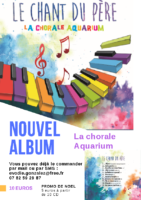 Tract nouvel Album Aquarium