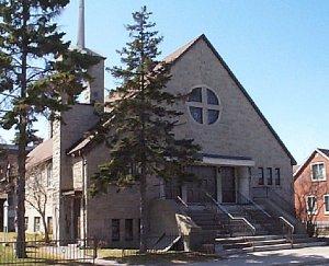 Église évangélique Luthérienne de l'Ascension