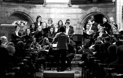 concert Eglise protestante londres