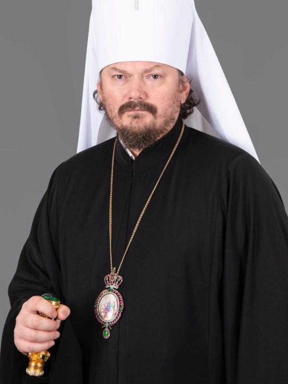 Mgr Jean (Roschin), métropolite de Chersonèse et d'Europe occidentale