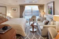 Crystal Symphony – Penthouse Bedroom Window