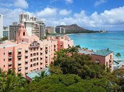 pink palace hawaii