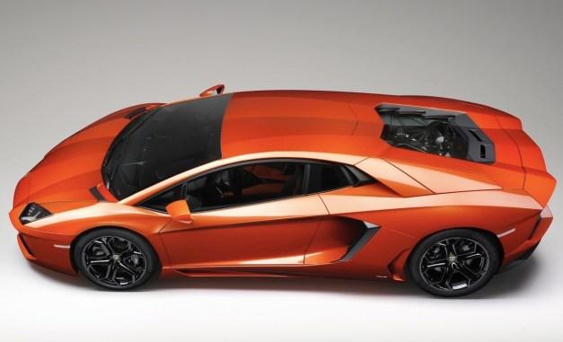 Lamborghini Aventador Roadster confirmed via U.S. DOE fuel-economy site