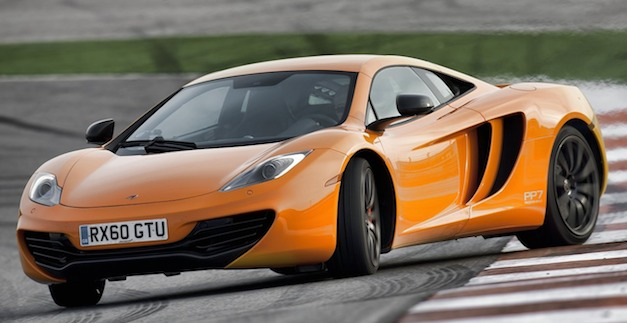 Report: Don't look at next McLaren F1 to be a top speed king, production to be limited