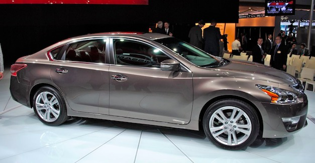 Report: New Altima Hybrid two years away, Nissan working on its own hybrid system