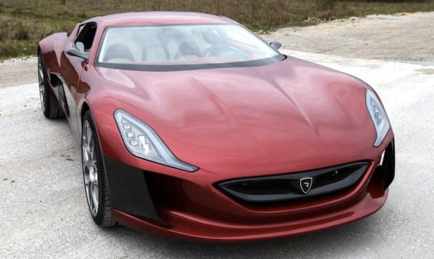 Rimac Concept_One to enter production, electric supercar will cost $980,000
