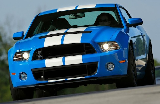 Report: Ford gauging reaction to offer Mustang in Europe