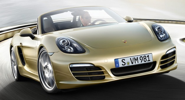 EPA rates 2013 Porsche Boxster at 32 mpg on the highway