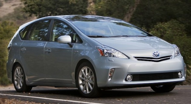 Report: Toyota Prius is now the world's third best-selling model… kind of