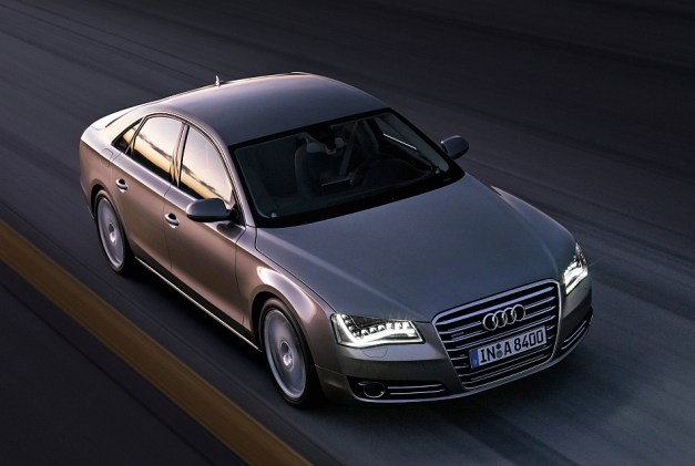 Video: Audi confirms newly updated A8 by the end of this year, to feature new Matrix LED Lighting