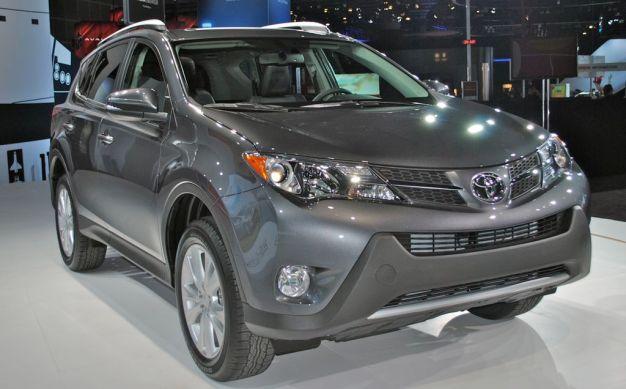2014 Toyota RAV4 price starts at $23,300