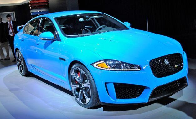 2012 LA: 2014 Jaguar XFR-S joins the R-S club