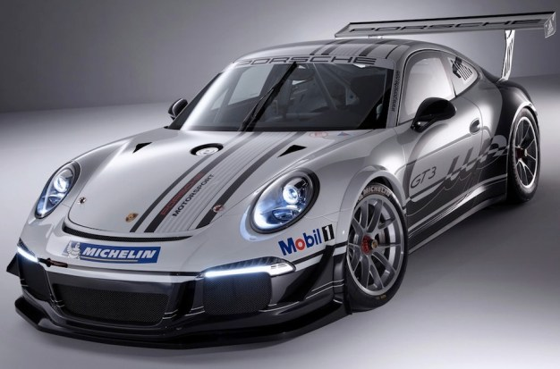 2013 Porsche 911 GT3 Cup is the motorsport version of the next 911 GT3