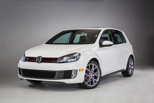 2013 Chicago: Volkswagen unveils Golf GT Wolfsburg and Driver's Editions as MK6 Golf comes to end