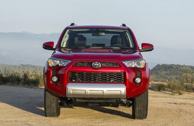 2014 Toyota 4Runner Front