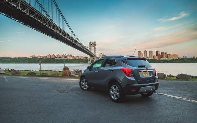2015 Buick Encore AWD Review