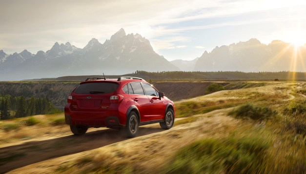 2016 Chicago Preview: Some new Subaru Crosstrek Special Edition expected to surface