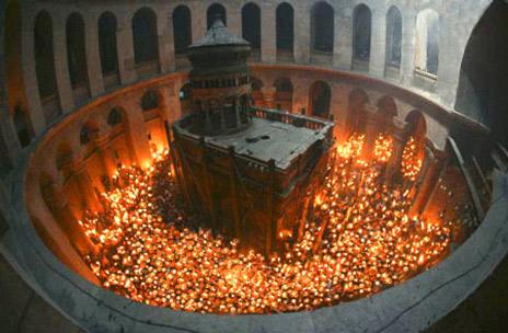 Αποτέλεσμα εικόνας για χριστιανοι αγιοι τοποι