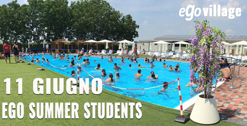 EGO SUMMER STUDENTS