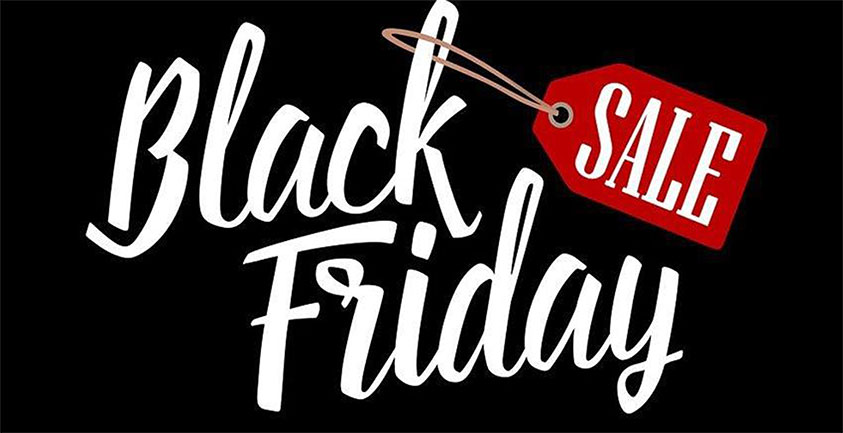 IL BLACK FRIDAY DA EGO CLUB RADDOPPIA!