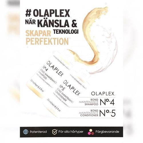 Olaplex No4 & No5 är här, perfekt för sommaren!279kr/st