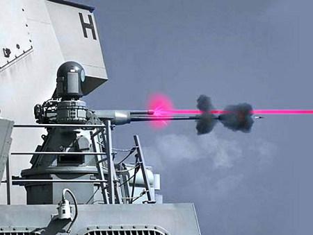 سلاح الليزر الروسي
