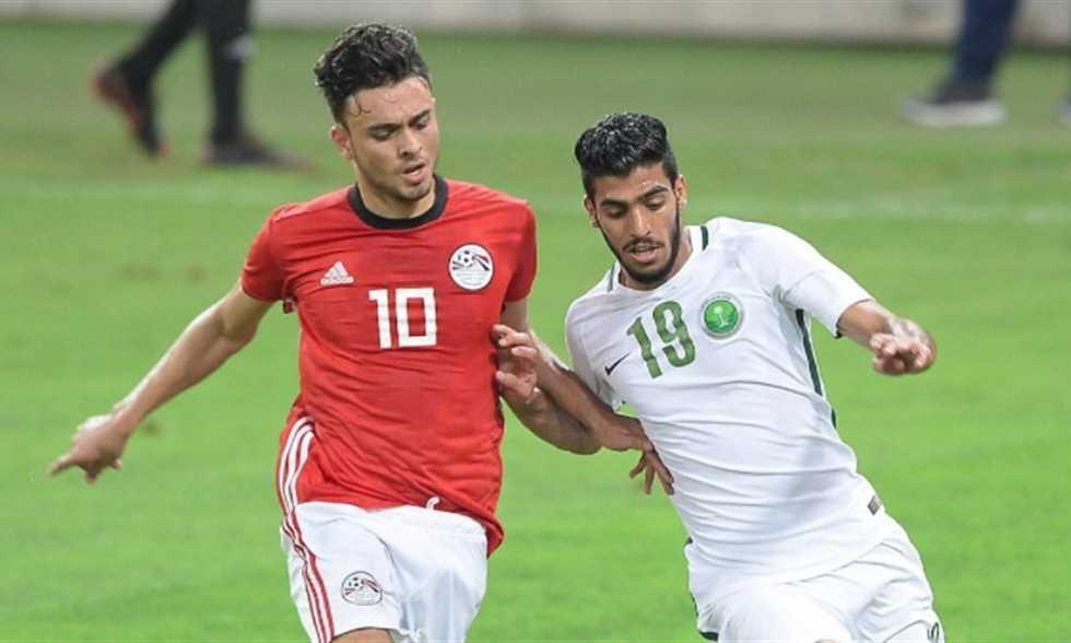 مصر الأوليمبي يهزم الجزائر مجددا في عقر دارها