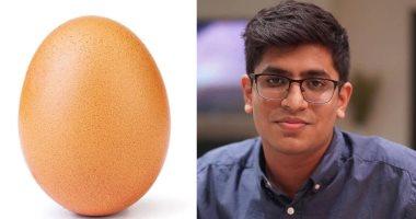 بعد وصولها لـ50 مليون لايك.. اعرف الرجل اللى ورا انتشار صورة بيضة إنستجرام