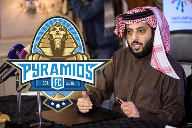 رسميا.. بيراميدز يعلن نقل ملكيته وتصفية استثمارات آل الشيخ في مصر