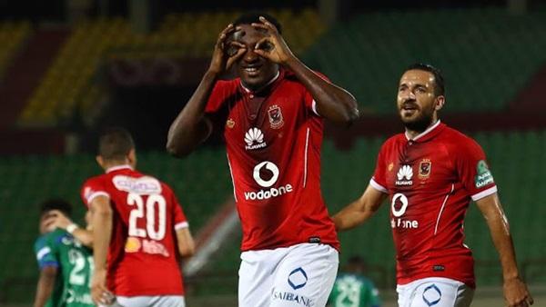 وكيل اللاعب: أجايي جدد تعاقده مع الأهلي حتى 2022