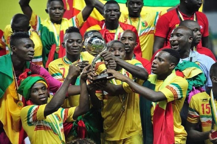 مالي تتوج بكأس الأمم الأفريقية للشباب