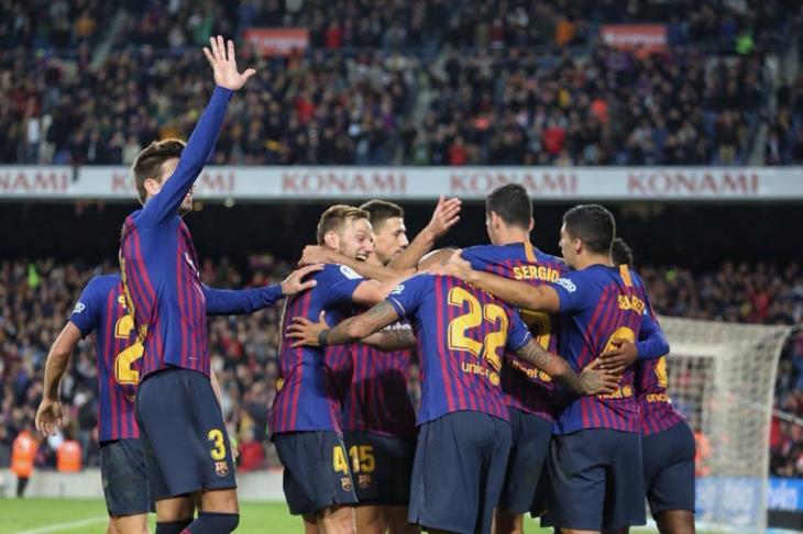 فيديو .. كواليس استعدادات برشلونة لمواجهة ليون.. ونوستالجيا شاكيري مع بايرن