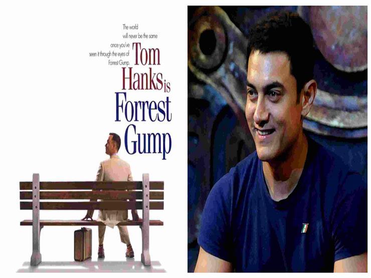 """عامر خان يستعد لبطولة النسخة الهندية من فيلم الدراما """"Forrest Gump"""""""