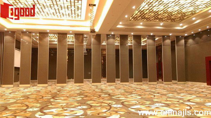 Swiss International Hotel Banquet Hall Movable Partition