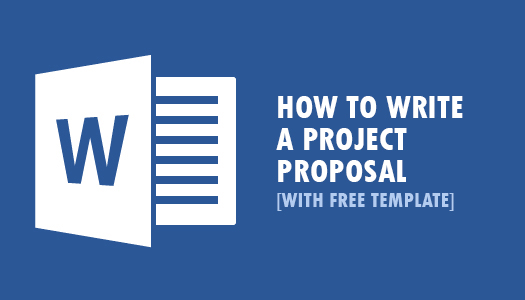 Microsoft Word Proposal Template for alternative proposal – Word Business Proposal Template