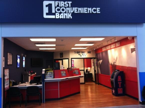 first convenience bank austin